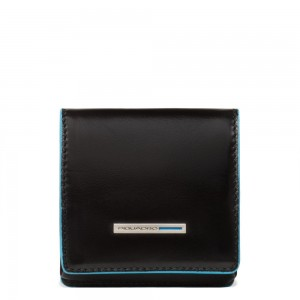 Piquadro black purse AW18