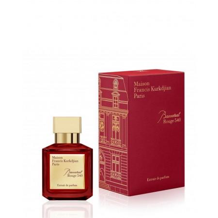 Francis Kurkdjian extract Baccarat Rouge 540