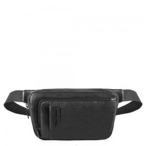 Piquadro bum bag P15 Plus black