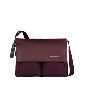 Piquadro Messenger violett