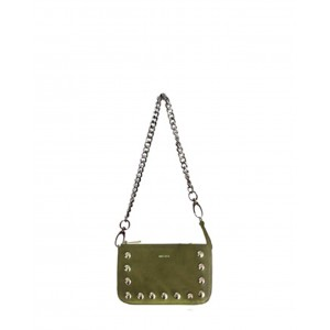 Mia Bag mini strap green SS17
