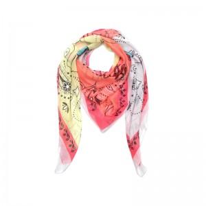 Le Pandorine scarf Sogno SS18