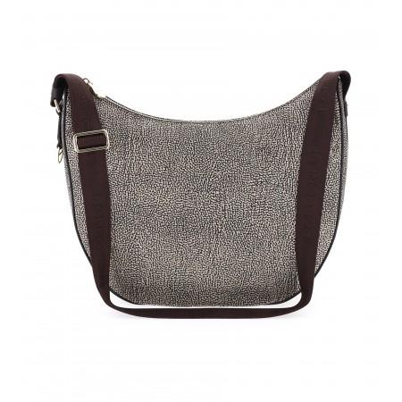 Borbonese Luna Bag medium classic AW19