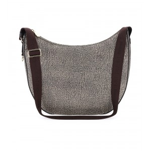 Borbonese Luna Bag medium classic AW19