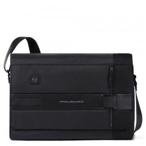 Piquadro briefcase Messenger Tokyo black SS20