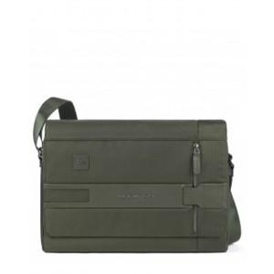 Piquadro briefcase Messenger Tokyo green SS20