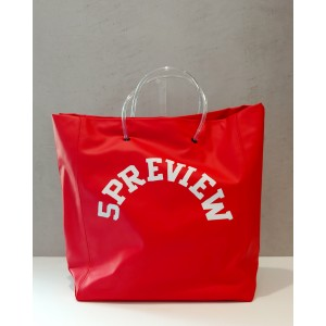5preview shopper Elise red