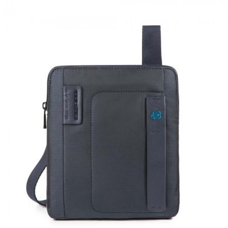 Piquadro blue iPad bag AW20