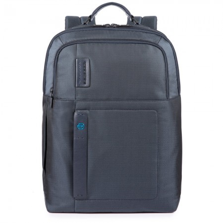 Piquadro blue laptop backpack AW20