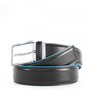 Piquadro black man belt AI20