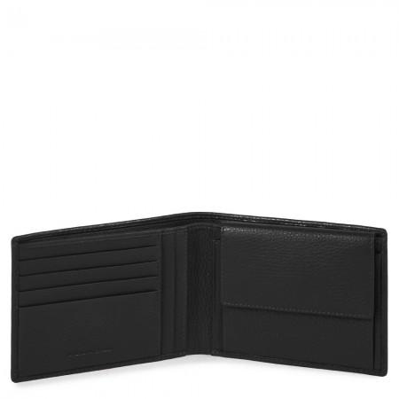 Piquadro Modus Special black wallet AW20