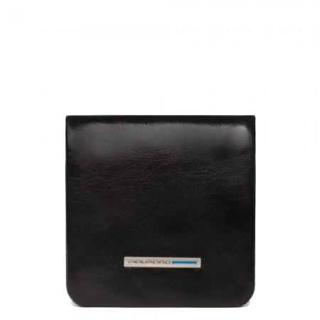 Piquadro soft black coin purse AW20