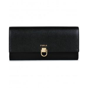 Furla Miss Mimì black wallet SS21