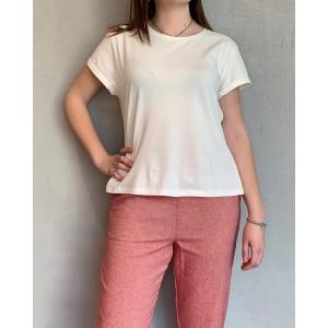 Neirami T-Shirt Cocco white SS21