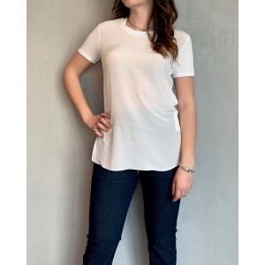 Max Mara T-Shirt Posato white SS21