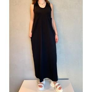 Max Mara black dress Bagagli SS21