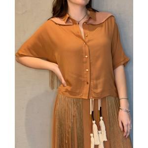 Wild shirt Levinia Blush SS21