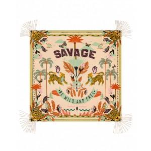 Wild pareo Savage Beige SS21