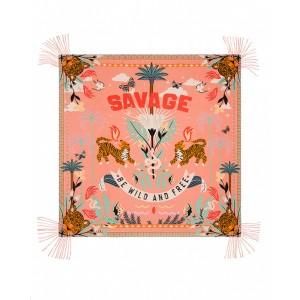 Wild pareo Savage Pink SS21