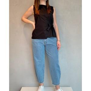 1978 black blouse Patch SS21