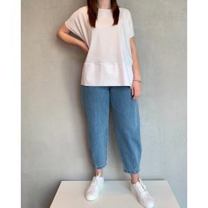 1978 white blouse Fresia SS21
