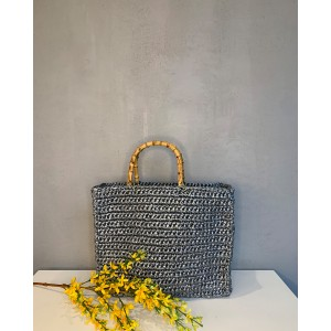Chica Bags Cocomero silver SS21