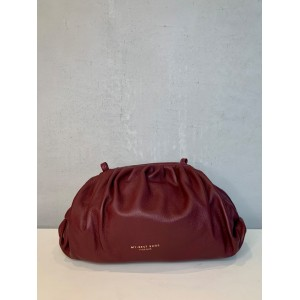 My Best Bags clutch bag burgundy SS21