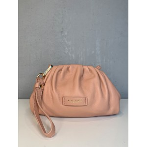My Best Bags small pink clutch SS21