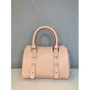 My Best Bags pink small trunk SS21