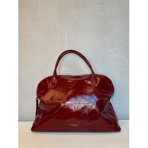 My Best Bags red large handbag SS21