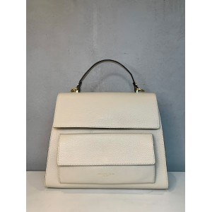 My Best Bags white milk handbag SS21