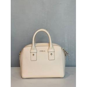 Furla Allegra shell color handbag