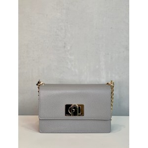 Furla 1927 grey small SS20
