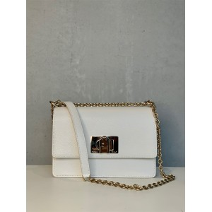 Furla 1927 Mini white crossbody SS20