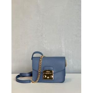 Furla Metropolis Mini blue Denim SS21