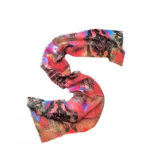 Siberian Soup Fullart stripe scarf Debater